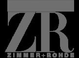 Logo ZR
